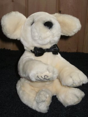 Victoria's Secret Limited edition 2002 Plush Dog named Spike