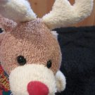 Bath & Body Works Scrubby Buddies Buck  Red nosed Reindeer
