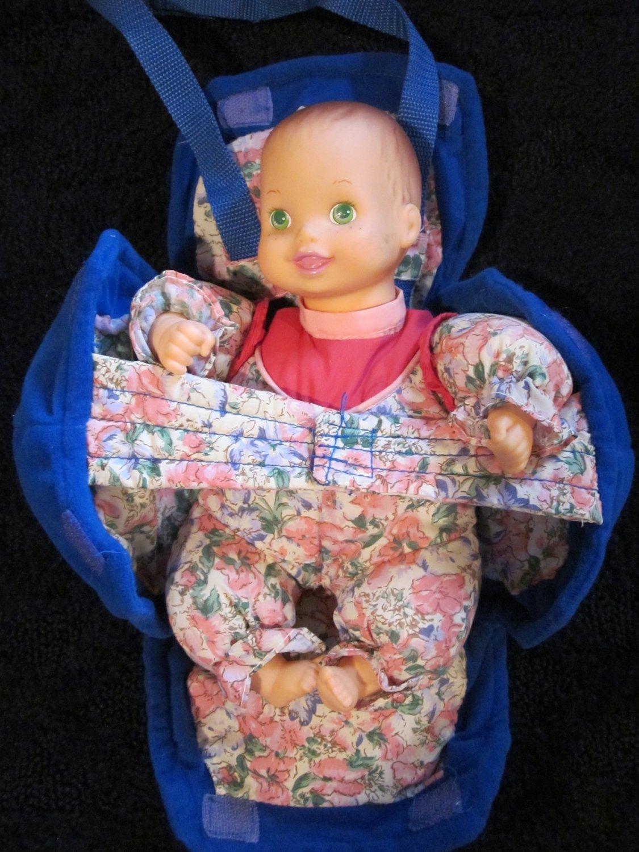 kinder garden babies plush doll marvel 1999. Black Bedroom Furniture Sets. Home Design Ideas
