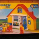 Playmobil 1 2 3  Family house with extras #6741