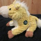 Old MacDonalds Talking Farmyard Friends Paco Pony Yellow brown white