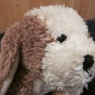 The Boyds collection Plush Brown and Cream puppy  Dog long ears