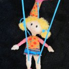 Manhattan Toy Merryonette marionette Plush String Puppet Doll