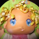 Playskool Busy Lil Butterfly Rattle Doll Blonde blue eyed baby