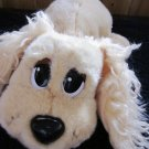 Mattel Pound Puppies Cocker Spaniel Moving Whimpering Begging Barking Plush Dog