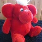 Kodak Kolorkins plush Red Toy named Flash