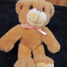 Precious Moments 1998 Teddy Bear Plush Brown and Tan