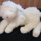 Ty Classic Plush Lamb named Serena Gorgeous