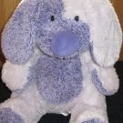 Commonwealth Plush lavender Dog with purple spots and ears