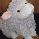 Kohls Grey Plush Sheep or Lamb MaMa