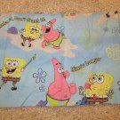 2003 Sponge Bob Squarepants Patrick Valance Curtain
