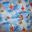 Elvis Presley Standard Size Pillow Case
