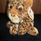 A&A Plush Spotted Leopard named Luther #06137