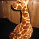 TY Classic Giraffe named Hightops Plush Toy