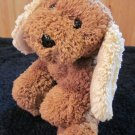 Mary Meyer Plush Super Soft Brown Tan Puppy Dog