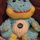Old MacDonalds Talking Farmyard Friends Freddie the Frog Plush
