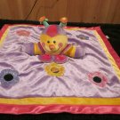 Baby Gund Security Blanket Lovey named Benita Colorful Plush Giggles 58307