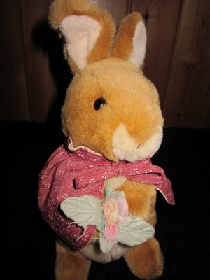 Eden Plush Rabbit by Frederick Warner Beatrix Potter