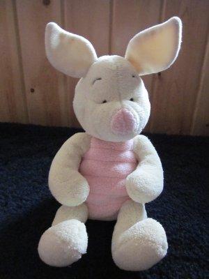 "Disney Winnie The Pooh Spring Butter Plush Piglet 11"""