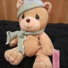 Precious Moments  Exclusive Tender Tails Plush bear with tag 1998