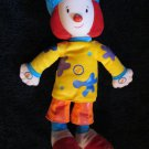 Disney Jo Jo&#39;s Circus Clown Talking Musical Get up and Play Plush Toy