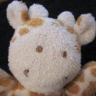 Plush Giraffe Rattle by Angel Dear