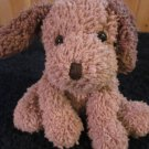 Tri Russ Int'l Tan Dog with Brown Ears Plush # 71881 sold at Target