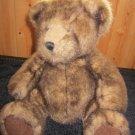 Russ Berrie Brown Teddy Bear Named Danny