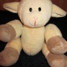 SwaPets Magnetic Jointed Plush Cream Tan Lamb