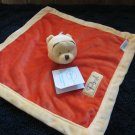 Disney Pooh Red Security Blanket from Pooh & Friends Collection