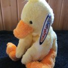Mary Meyer Sweet Rascals Yellow Duck New with Tags