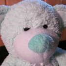 Baby Boom Mint Green Teddy Bear My First Teddy