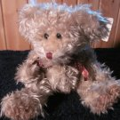 Russ Berrie Tan Teddy Bear named Radcliffe Plush Toy #3283