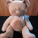 Russ Berrie Cream and Tan Teddy Bear named Taffey #21728