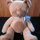 Russ Berrie Cream and Tan Teddy Bear Taffey #21722