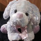 Plush variegated Shaggy Dog blue pink lavender Walmart