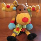 Animal Adventure Holiday Humorous Plush Moose