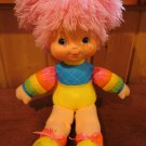 Rainbow Baby Brite Bright Plush Doll by Hallmark Vintage 1983