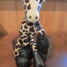 Skoodlez Giraffe by Kama Innovation 2008 Plush