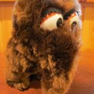 Vintage Plush Brown Snuggleupagus #14002 from the Muppets by Applause