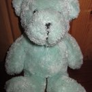 Its All Greek to Me Soft Green Plush Teddy Bear Lovey
