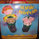 Tormont A Pair of Magic Slippers and 2 Adorable Storybooks
