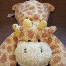 Plush Giraffe by RicH pillow Lovey security