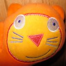 Plush Cat Puzzle by Alex Jr. Three Pieces