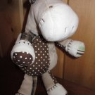 Carter's Patchwork Musical Horse Hanging Plush Toy with lights