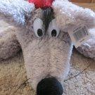 Uli Stein Maus Winter Mouse Plush floppy animal