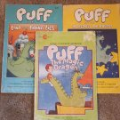 Vintage Puff the Magic Dragon Books lot of 3
