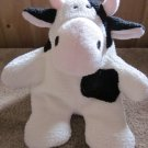 Dongguan Soyea Toys Co Plush Black and White Cow