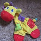Bright Starts Plush Giraffe hanging toy teether