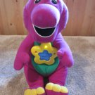 Twinkle 'n Dream Plush Barney by Playskool 1999